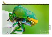 June Bug Fig Beetle Carry-all Pouch