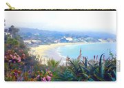 June Gloom Morning At Laguna Beach Coast Carry-all Pouch