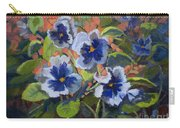 June In The Garden Carry-all Pouch