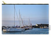 June Morning - Lyme Regis Harbour Carry-all Pouch