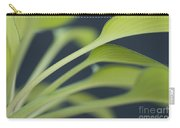June Plantain Lily Close Ups Carry-all Pouch