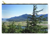 Juneau From Glacier Gardens Carry-all Pouch