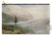 Jungfrau, 1913 Carry-all Pouch by Albert Goodwin