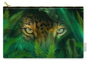 Jungle Eyes - Jaguar Carry-all Pouch