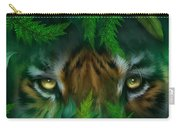 Jungle Eyes - Tiger Carry-all Pouch