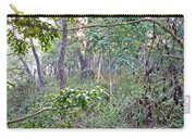 Jungle Forest In Chitwan Np-nepal Carry-all Pouch