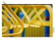 Jungle Gym At Playground Shallow Dof Carry-all Pouch