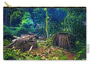Jungle Homestead Carry-all Pouch