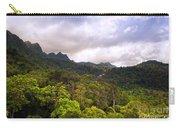 Jungle Landscape Carry-all Pouch