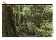 Jungle Leaves Carry-all Pouch