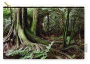 Jungle Trunks1 Carry-all Pouch by Les Cunliffe