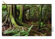 Jungle Trunks2 Carry-all Pouch by Les Cunliffe