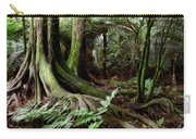 Jungle Trunks3 Carry-all Pouch by Les Cunliffe