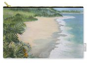 Jungle Waves Carry-all Pouch