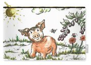 Junior Pig Carry-all Pouch