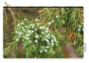 Juniper Berries Carry-all Pouch