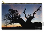 Juniper Tree, Canyonlands National Park Carry-all Pouch