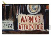 Junkyard Dog Carry-all Pouch