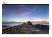 Juno Beach Pier Carry-all Pouch