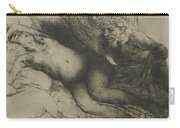 Jupiter And Antiope Carry-all Pouch