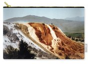 Jupiter Terrace Yellowstone National Park Carry-all Pouch