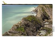 Jurassic Coast From Lulworth Cove Carry-all Pouch
