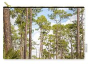Ancient Looking Florida Forest At Aubudon Corkscrew Swamp Sanctuary Carry-all Pouch