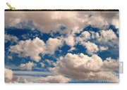 Just A Face In The Clouds Carry-all Pouch