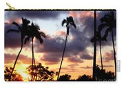 Just Another Sunrise In Paradise Carry-all Pouch