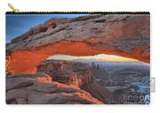 Just Before Sunrise At Canyonlands Carry-all Pouch