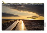 Just Before Sunrise Carry-all Pouch by Bob Orsillo