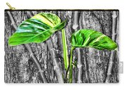 Just Green 2 By Diana Sainz Carry-all Pouch