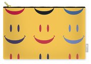 Just Smile Carry-all Pouch