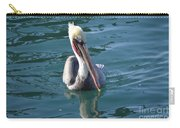 Just Wading Carry-all Pouch by Laurie Lundquist
