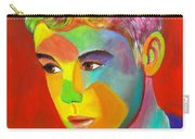 Justin Bieber 1 Carry-all Pouch