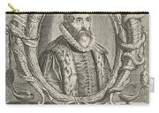 Justus Lipsius, Belgian Scholar Carry-all Pouch by Photo Researchers