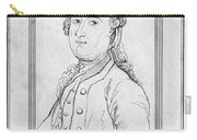 Justus Zachariae (1726-1777) Carry-all Pouch