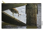 Juvenile Black Crowned Night Heron Carry-all Pouch