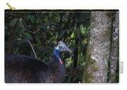 Juvenile Cassowary Carry-all Pouch
