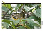 Juvenile Common Yellowthroat Carry-all Pouch