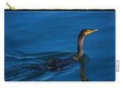 Juvenile Cormorant Swim Carry-all Pouch
