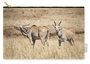 Juvenile Eland Carry-all Pouch