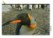 Juvenile King Penguin Carry-all Pouch