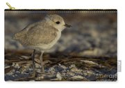 Juvenile Snowy Plover Photo Carry-all Pouch