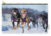 K9 Athletes Carry-all Pouch by Mircea Costina Photography