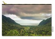 Kaaawa Valley Panorama Carry-all Pouch