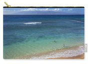 Kaanapali Ocean Aerial Carry-all Pouch