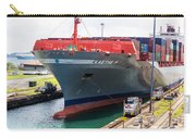 Kaethe P Container Ship Panama Canal Carry-all Pouch