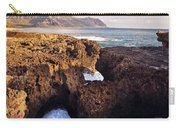 Ka'ena Point Natural Bridge Carry-all Pouch