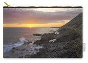 Kaena Point Sea Arch Sunset - Oahu Hawaii Carry-all Pouch